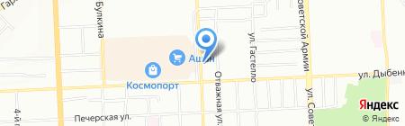 Вип-Риэлт на карте Самары