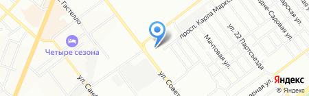 ДиОйл на карте Самары