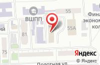 Схема проезда до компании Торговый Дом «Роста» в Самаре