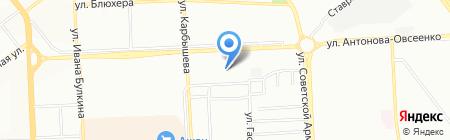 ПроАктив на карте Самары