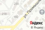 Схема проезда до компании Шиномонтажная мастерская в Самаре