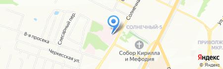 Банкомат Поволжский банк Сбербанка России на карте Самары