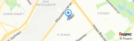 Интеллект Сервис на карте Самары