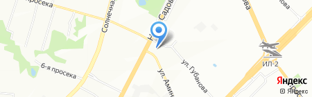Карат на карте Самары