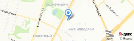 Банкомат АКБ ГАЗБАНК на карте Самары
