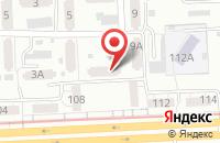Схема проезда до компании Стк в Самаре