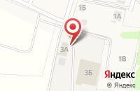 Схема проезда до компании Верстак в Лопатино