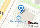 Салон-магазин цветов на карте
