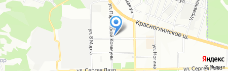 Мехавто на карте Самары