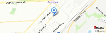 ОфисКанц на карте Самары