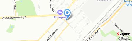 Фармлайн на карте Самары