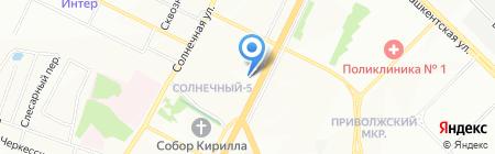 НТ-Сервис на карте Самары