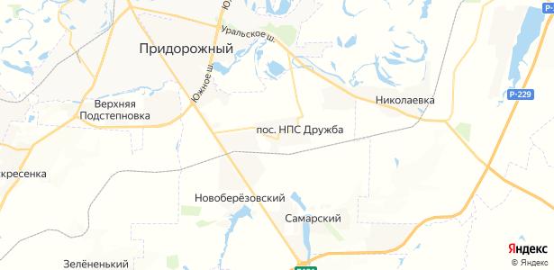 Лопатино на карте