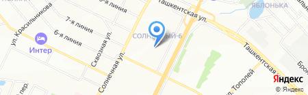 Русский Климат на карте Самары