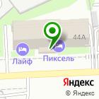 Местоположение компании Бюро товарных экспертиз