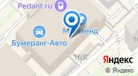 Компания Мосигра на карте