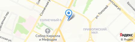TourPay на карте Самары