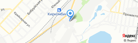 Оргтехника-Ремонт-Сервис на карте Самары