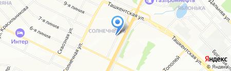 СамТэк на карте Самары