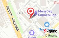 Схема проезда до компании Средняя Волга Арматура в Самаре