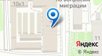 Компания Красноглинские торговые ряды на карте
