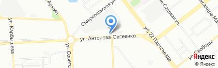 VIP мойка на карте Самары