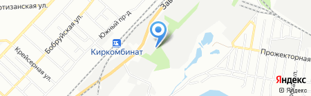 Техноком-БМ на карте Самары