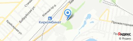 СамараАгроЗапчасть на карте Самары