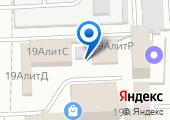 Магазин крепежных изделий и инструментов на карте