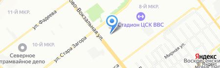 МедиаТранс Поволжье на карте Самары