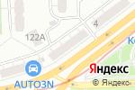 Схема проезда до компании Арт Хаус в Самаре