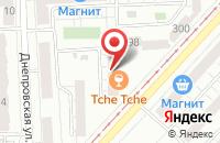 Схема проезда до компании Вереск в Самаре
