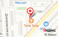 Схема проезда до компании Самарские Краски в Самаре
