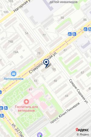 GREENBAZA на карте Самары