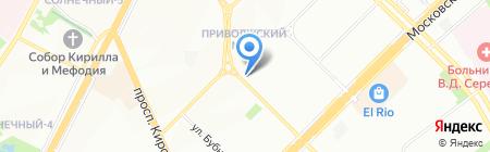 Роспечать на карте Самары