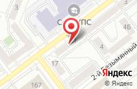 Схема проезда до компании Айронпрофи-Поволжье в Самаре