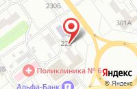 Схема проезда до компании Проспект-Инвест в Самаре