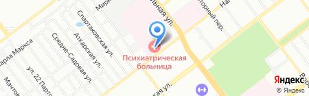 Банкомат КБ Солидарность на карте Самары