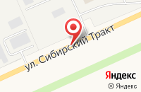 Схема проезда до компании Поволжье Телеком в Казани