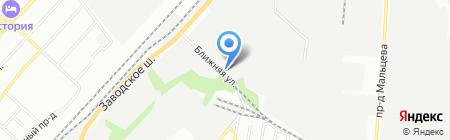 СамараИнтерЭкспедиция на карте Самары