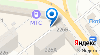 Компания Торговая галерея на карте