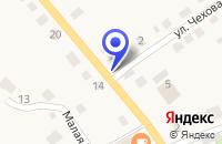 Схема проезда до компании ТЮЛЯЧИНСКИЕ ИНЖЕНЕРНЫЕ СЕТИ в Тюлячах