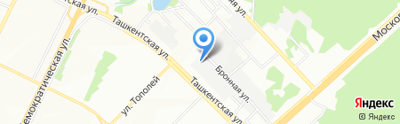 ПрестижТур на карте Самары