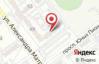 Схема проезда до компании СПК-Управление в Самаре