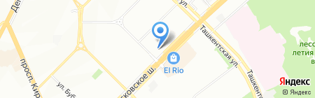 Про-Инжиниринг на карте Самары