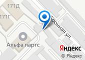 АРМ Сервис на карте