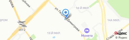 Встреча на карте Самары