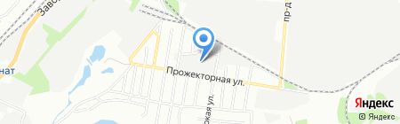 Электрумспецтранс на карте Самары