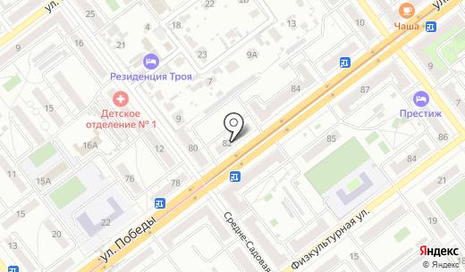 ТАИС. Схема проезда в Самаре