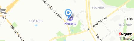 ЛИНК на карте Самары